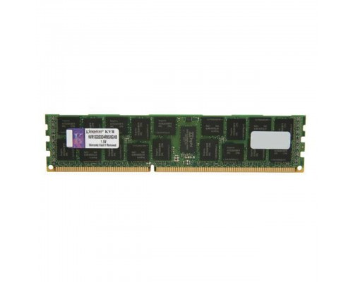 Модуль памяти KINGSTON 16GB PC12800 DDR3 REG ECC