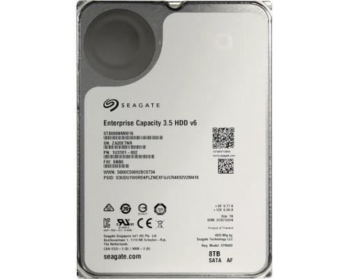 Жесткий диск SATA SEAGATE 8TB ST8000NM0016