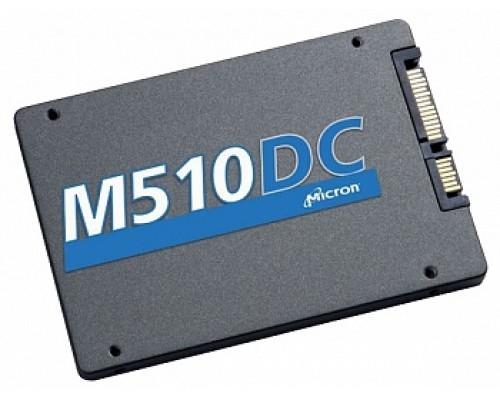 SSD жесткий диск SATA CRUCIAL 960GB M510DC